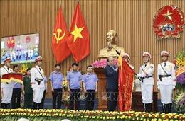 Thủ tướng dự Lễ kỷ niệm 60 năm thành lập và Đại hội thi đua ngành Kiểm sát nhân dân