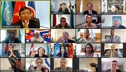 Tuyên bố chung về Tầm quan trọng của việc Duy trì hòa bình và ổn định ở Đông Nam Á