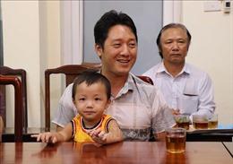 Đã tìm thấy bé trai 2 tuổi bị bắt cóc ở Bắc Ninh