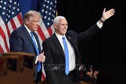Ông Donald Trump chính thức đại diện đảng Cộng hòa tranh cử Tổng thống Mỹ