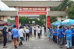 Thi tốt nghiệp THPT 2020: Các thí sinh Điện Biên đã thi lại môn Địa lý
