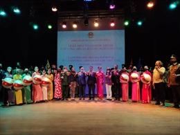 75 năm Quốc khánh 2/9: Giao lưu văn hóaViệt Nam – Venezuela