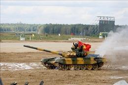 Đoàn Việt Nam tiếp tục đạt vị trí cao tại Hội thao quân sự quốc tế