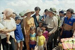 Tổng Bí thư Lê Khả Phiêu là vị lãnh đạo tâm huyết, đóng góp nhiều cho đất nước