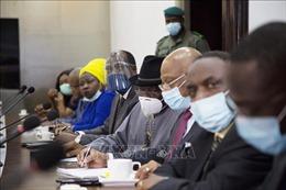 Binh biến ở Mali: Phái đoàn của cộng đồng Kinh tế Tây Phi đến Mali