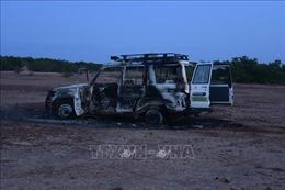 6 công dân Pháp bị sát hại trong vụ tấn công tại Niger