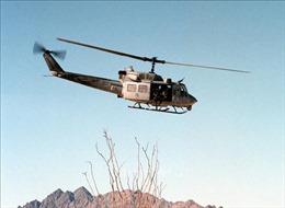 FBI điều tra vụ trực thăng quân sự bị bắn tại bang Virginia