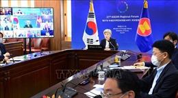 Hàn Quốc gửi thông điệp hợp tác thúc đẩy an ninh, hòa bình trong khu vực