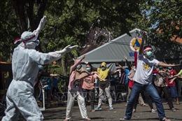 Indonesia: Thủ đô Jakarta yêu cầu tất cả bệnh nhân COVID-19 cách ly tập trung