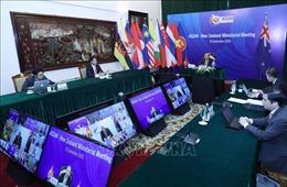 New Zealand mong muốn tiếp tục hợp tác chặt chẽ với ASEAN