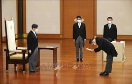 Ông Yoshihide Suga nhậm chức Thủ tướng Nhật Bản