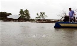 Ảnh hưởng hoàn lưu sau bão, nhiều nơi mưa rất to, đề phòng lốc, sét và gió giật mạnh