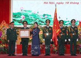 Chủ tịch Quốc hội dự Lễ kỷ niệm 70 năm thành lập Báo Quân đội nhân dân