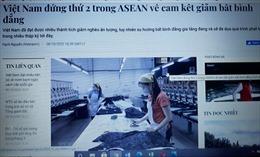 Nghiên cứu phản ánh của báo điện tử VietnamPlus về vấn đề bất bình đẳng