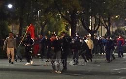 Bạo loạn đường phốtại thủ đô củaKyrgyzstan