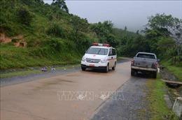 Sạt lở đất ở Quảng Trị: Bắt đầu đưa thi thể các cán bộ, chiến sỹ ra ngoài