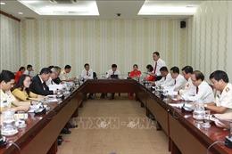 Sôi nổi các ý kiến thảo luận đóng góp vào Dự thảo văn kiện Đại hội XIII của Đảng