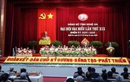 Thủ tướng dự và chỉ đạo Đại hội đại biểu Đảng bộ tỉnh Nghệ An