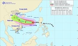 Ứng phó bão số 13: Nghệ An kêu gọi tàu thuyền về nơi tránh trú an toàn