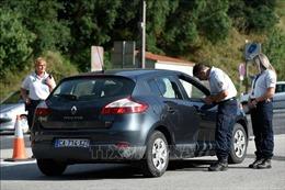 Pháp kêu gọi tăng cường kiểm soát biên giới trong khu vực Schengen