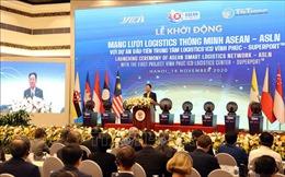 ASEAN 2020: Mở đầu kết nối logistic trong khu vực ASEAN