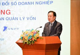 Hội nghị xây dựng Chính phủ điện tử và chuyển đổi số của doanh nghiệp