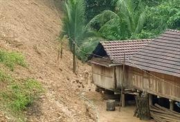 Huyện Sơn Tây (Quảng Ngãi) di dời 870 hộ dân vùng có nguy cơ sạt lở cao đến nơi an toàn
