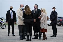 Ngoại trưởng Mỹ Mike Pompeo thăm Pháp