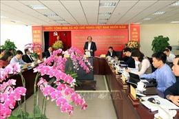 Tổ công tác của Thủ tướng Chính phủ làm việc với lãnh đạo 5 tỉnh Tây Nguyên