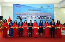 Khai mạc triển lãm ảnh 'Việt Nam - Bulgaria: 70 năm Hữu nghị và Phát triển'