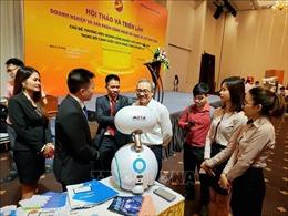Triển lãm về doanh nghiệp và sản phẩm công nghệ số 'Make in Viet Nam 2020 - Vibrand 2020'