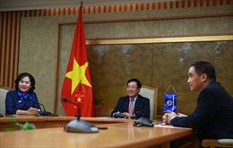 Việt Nam luôn coi Ngân hàng Thế giới là đối tác phát triển quan trọng