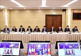 Lào: Hợp tác tại Khu vực Tam giác phát triển CLV ngày càng được tăng cường