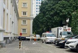 Một Cục trưởng tử vong tại trụ sở Bộ Tài chính do ngã từ cầu thang bộ