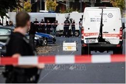 Cướp xe vận chuyển tiền tại thủ đô Berlin