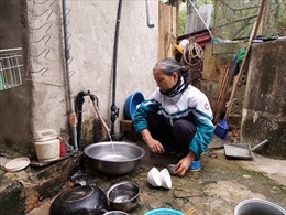 Yêu cầu công ty bán nước sinh hoạt 'chui' dừng phát triển hạ tầng cấp nước
