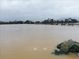 Đề phòng lũ quét, sạt lở đất từ Quảng Trị đến Ninh Thuận và khu vực Tây Nguyên