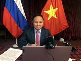 'Tuần lễ ASEAN-2020' thúc đẩy giao lưu thanh niên và chuyên gia Nga – ASEAN
