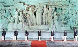 Thủ tướng dự Lễ khánh thành Tượng đài 'Bác Hồ với nông dân Việt Nam'