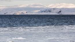Tàu cá Nga chìm ở biển Barents khiến 17 người mất tích
