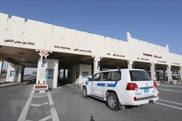 Qatar, Saudi Arabia mở cửa biên giới trên bộ