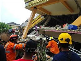 Động đất có độ lớn 6,2 xảy ra tại Indonesia