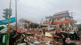 Bảy người thiệt mạng, hàng trăm người bị thương do động đất tại Indonesia
