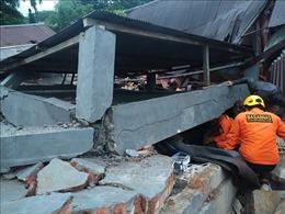 Trên 20 người bị thương vong sau trận động đất mạnh 6,2 độ tại Indonesia