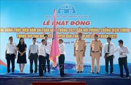TP Hồ Chí Minh nỗ lực giảm 5 - 10% tai nạn giao thông trong năm 2021