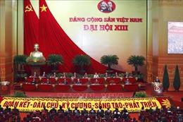 Khai mạc Đại hội lần thứ XIII của Đảng