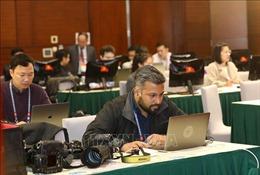 Đưa tin trực tuyến về Đại hội Đảng, cơ hội tuyệt vời cho phóng viên nước ngoài