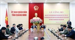Thành lập Văn phòng Đoàn ĐBQH và HĐND tỉnh, Văn phòng UBND tỉnh Quảng Ninh