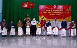 Trưởng ban Nội chính Trung ương tặng quà, chúc Tết tại Thừa Thiên – Huế
