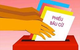 Khánh Hòa tiến hành thủ tục giới thiệu người ứng cử đại biểu Quốc hội và HĐND